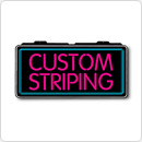 Custom Striping
