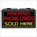 Prepaid Phone Cards Sold Here