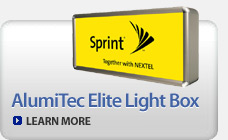 AlumniTec Elite Light Box